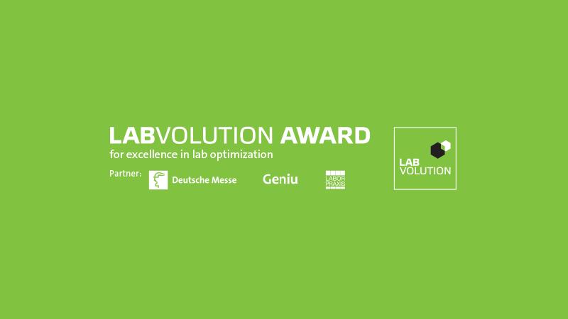 Geniu Labvolution Award
